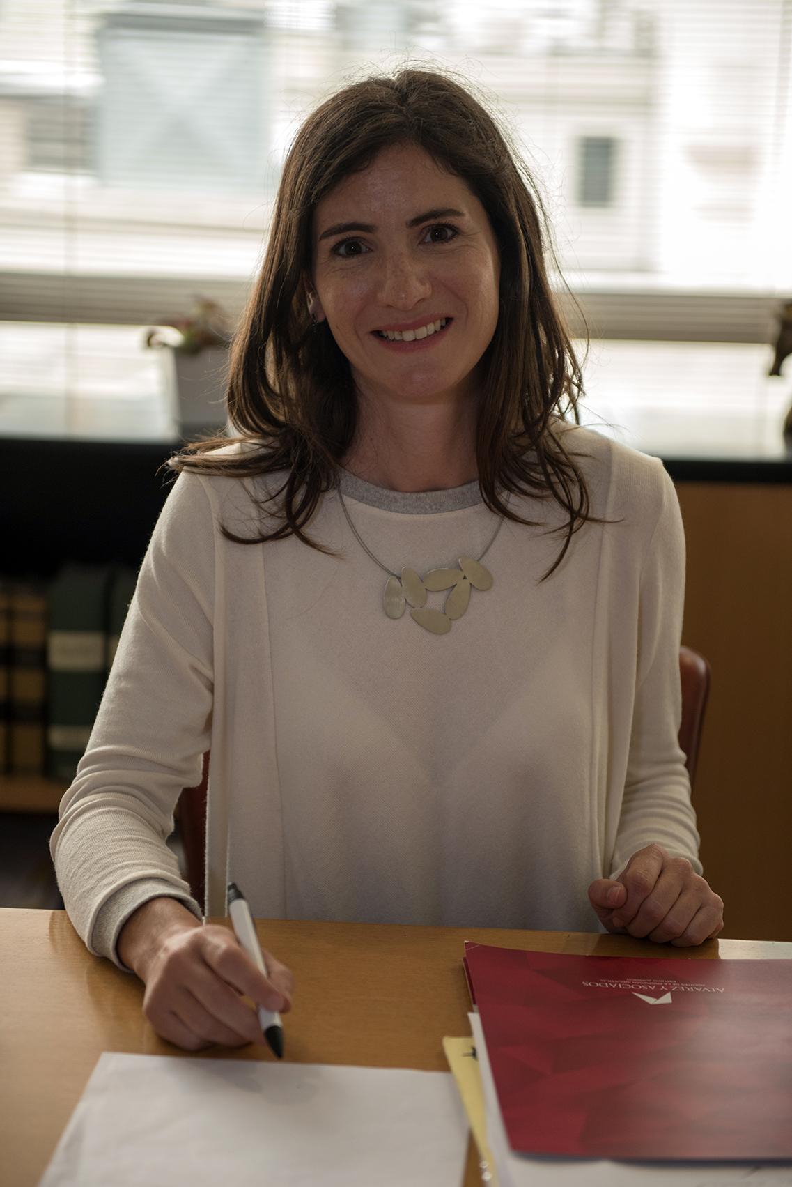 María Cecilia Álvarez